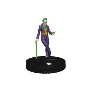 HF Heroclix DC Jokers Wild 001 The Joker