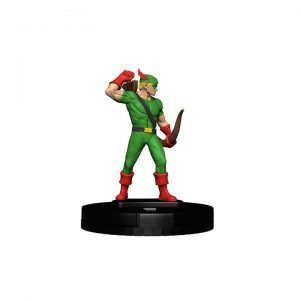 HF Heroclix DC Jokers Wild 007 Green Arrow
