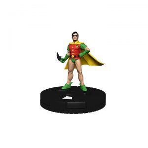 HF Heroclix DC Jokers Wild 009 Robin