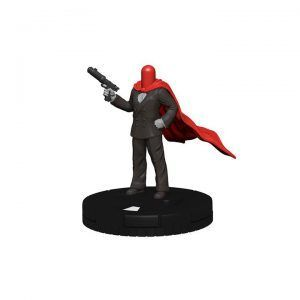 HF Heroclix DC Jokers Wild 017 The Red Hood