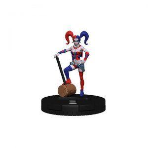 HF Heroclix DC Jokers Wild 018 Harley Quinn