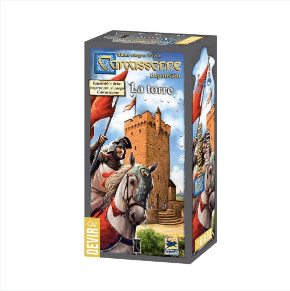 Carcassonne La Torre 2