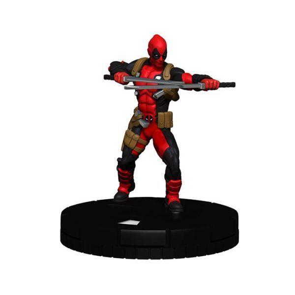 Heroclix Marvel Deadpool and X-Force 001 Deadpool