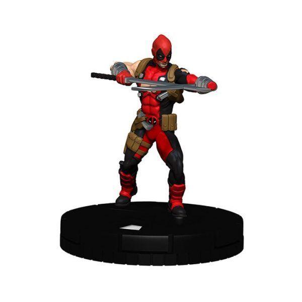 Heroclix Marvel Deadpool and X-Force 001b Dreadpool (Prime)