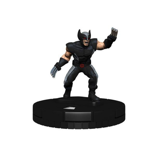 Heroclix Marvel Deadpool and X-Force 002 Wolverine
