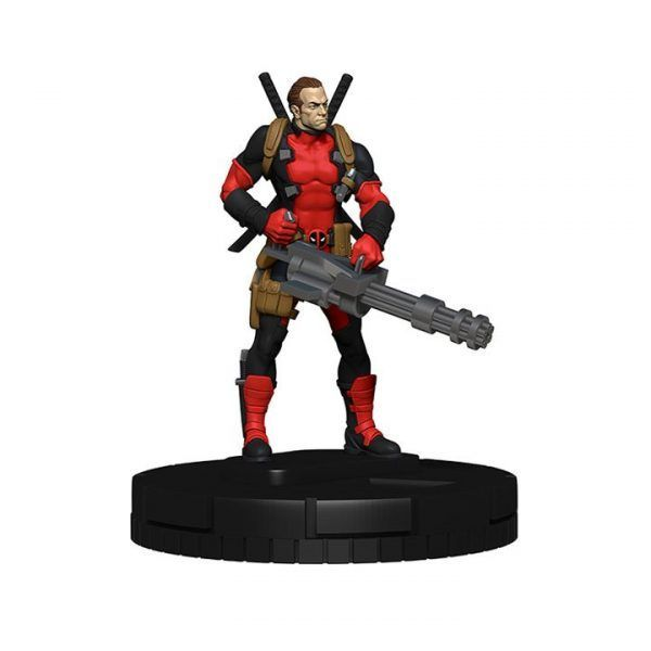 Heroclix Marvel Deadpool and X-Force 003b Foolkiller
