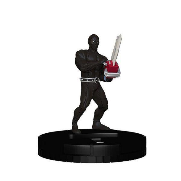 Heroclix Marvel Deadpool and X-Force 016 Dark Deadpool