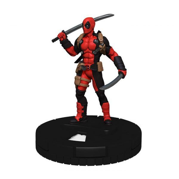 Heroclix Marvel Deadpool and X-Force 017 Deadpool
