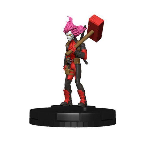 Heroclix Marvel Deadpool and X-Force 021b Slapstick