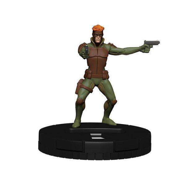 Heroclix Marvel Deadpool and X-Force 022a Solo