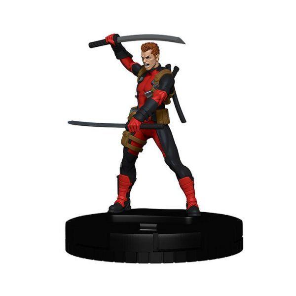 Heroclix Marvel Deadpool and X-Force 022b Solo