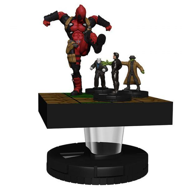 Heroclix Marvel Deadpool and X-Force 060 Deadpool Merc with a Mouth