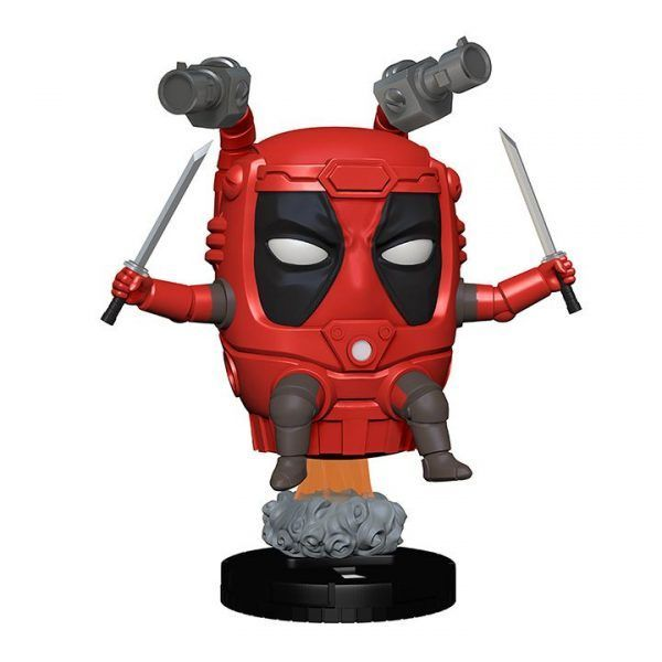 Heroclix Marvel Deadpool and X-Force 061 DEADPOOL