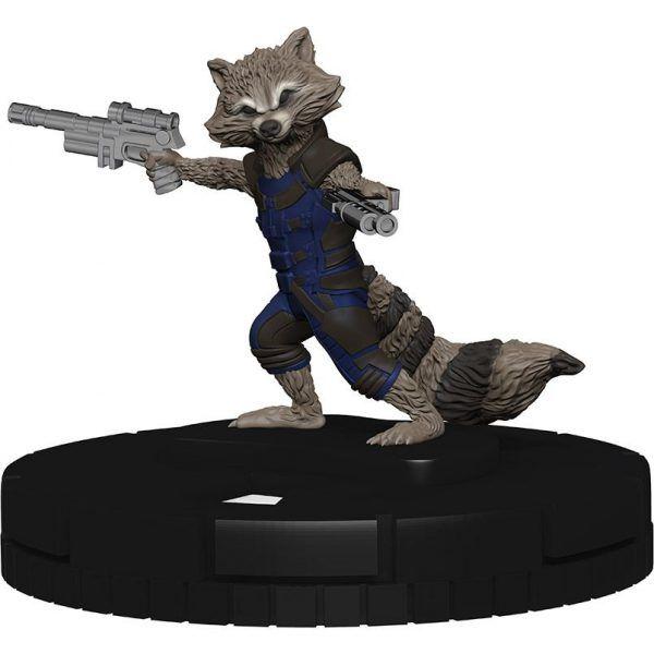 Heroclix Marvel Guardians of the Galaxy Vol 2 001 Rocket