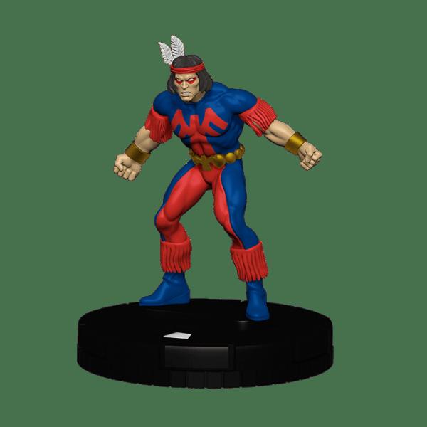 Heroclix Marvel Uncanny X-Men 004 Thunderbird