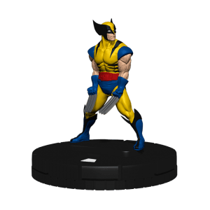 Heroclix Marvel Uncanny X-Men 006 Wolverine