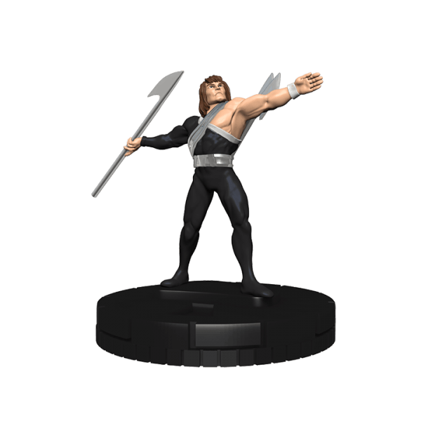 Heroclix Marvel Uncanny X-Men 011 Harpoon