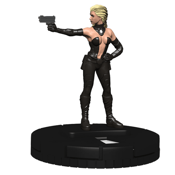 Heroclix Marvel Uncanny X-Men 012 Lady Mastermind