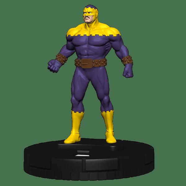 Heroclix Marvel Uncanny X-Men 016 Stonewall