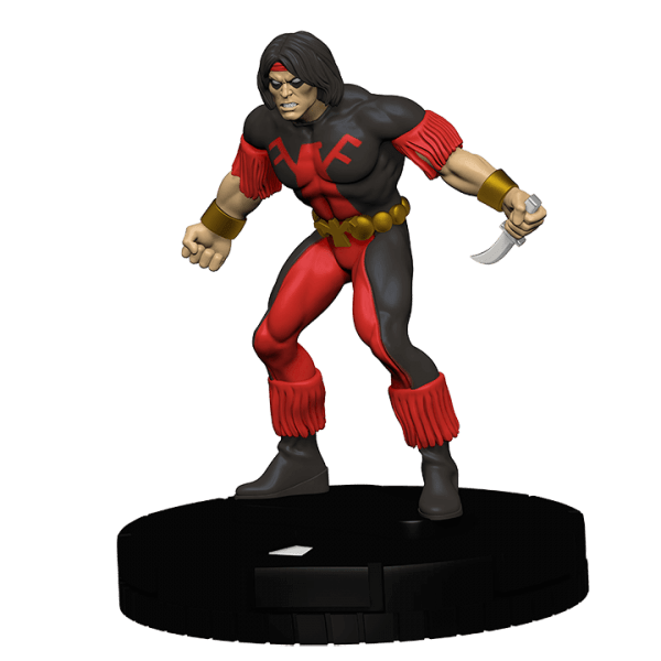Heroclix Marvel Uncanny X-Men 019 Warpath
