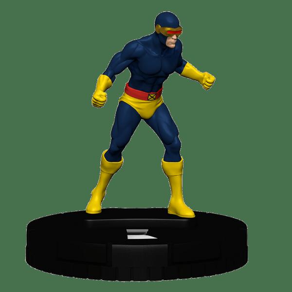 Heroclix Marvel Uncanny X-Men 021 Cyclops