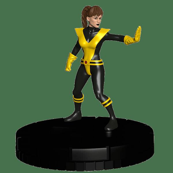 Heroclix Marvel Uncanny X-Men 023a Kitty Pryde
