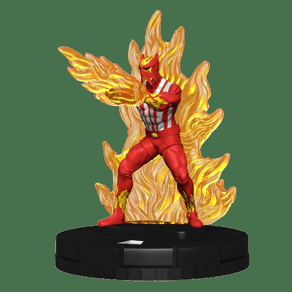 Heroclix Marvel Uncanny X-Men 043b Sunfire (Prime)