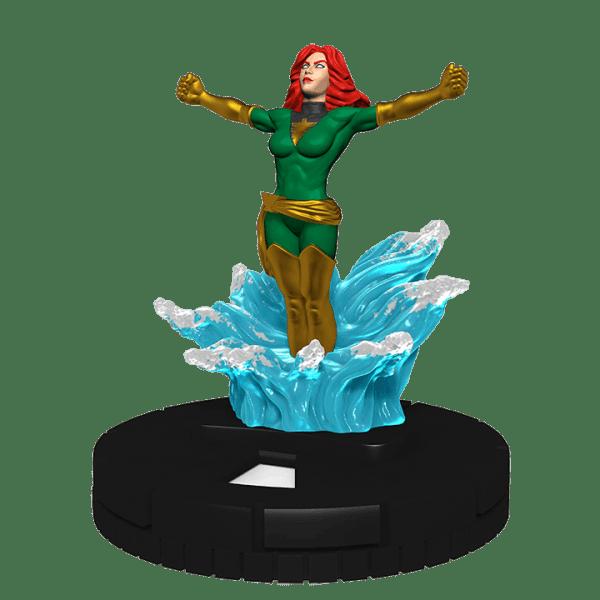 Heroclix Marvel Uncanny X-Men 053a Phoenix