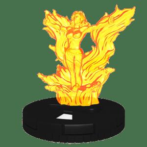 Heroclix Marvel Uncanny X-Men 053b Phoenix (Prime)