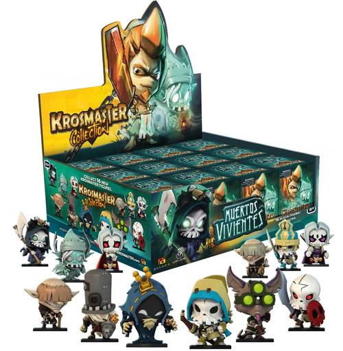 Krosmaster Arena: Temporada 4 - Booster