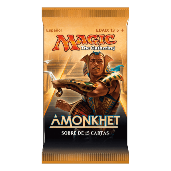 Magic The Gathering Amonkhet Booster 1