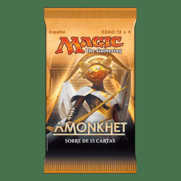 Magic The Gathering Amonkhet Booster 3