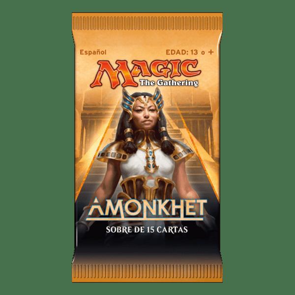 Magic The Gathering Amonkhet Booster 4