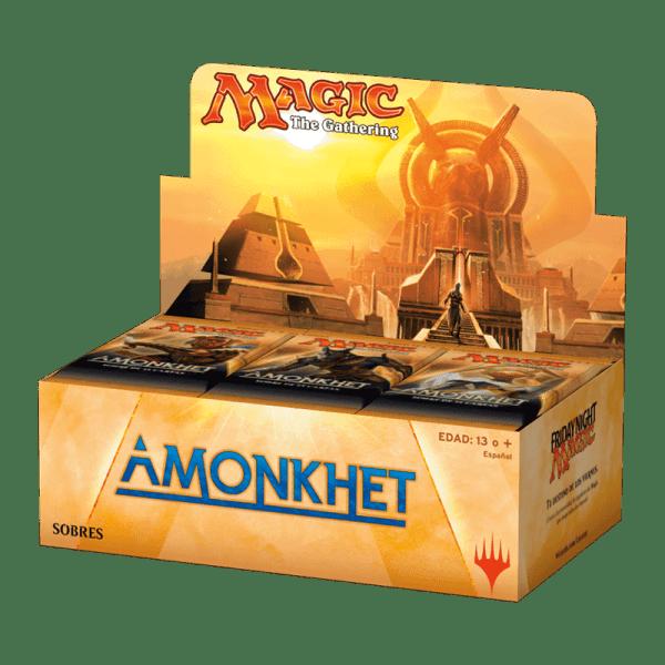 Magic The Gathering Amonkhet Caja