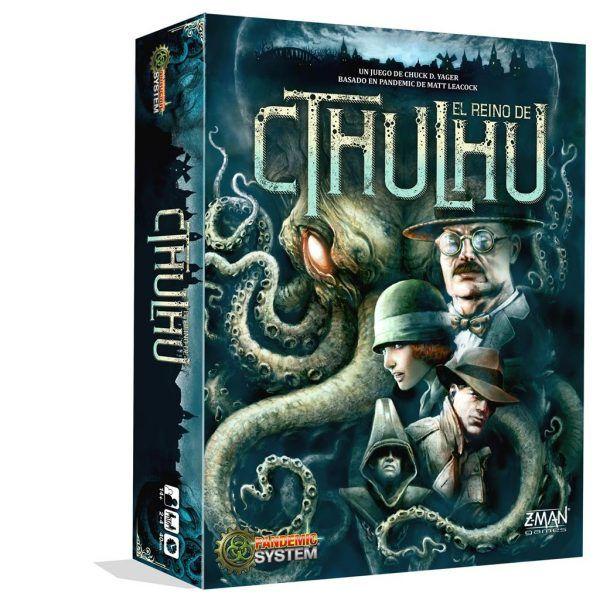 Pandemic El Reino de Cthulhu 2