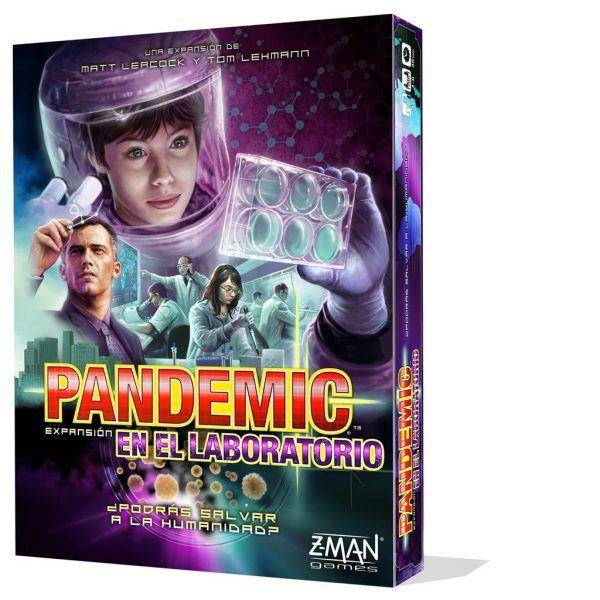 Pandemic En el Laboratorio 2