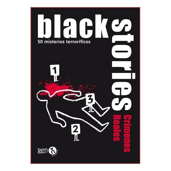 Black Stories Crímenes Reales