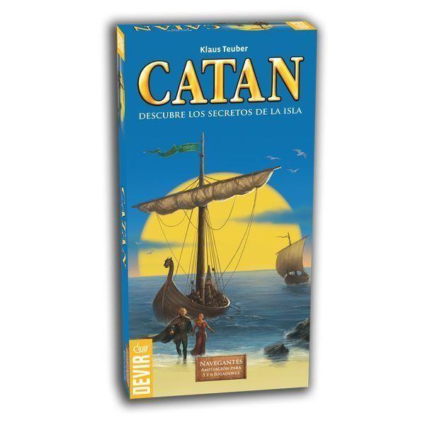 Catan Navegantes 5 - 6 Jugadores