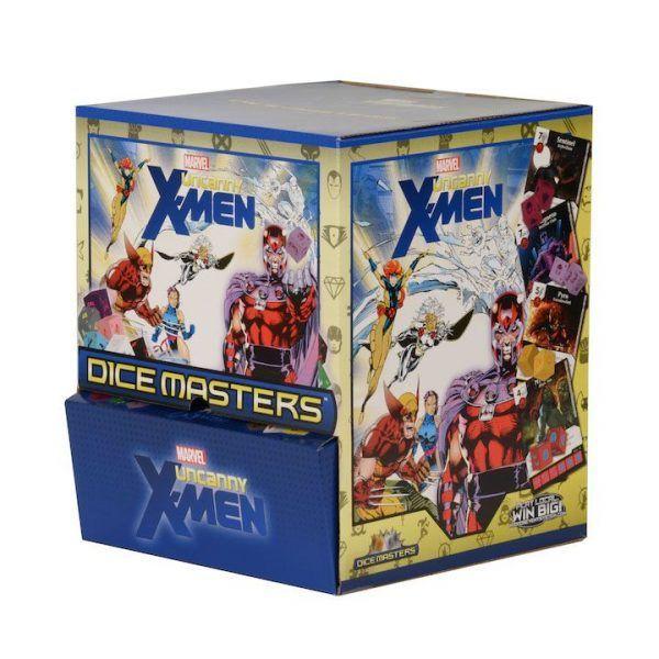 Dice Masters Marvel Uncanny X-Men - Gravity Feed 2