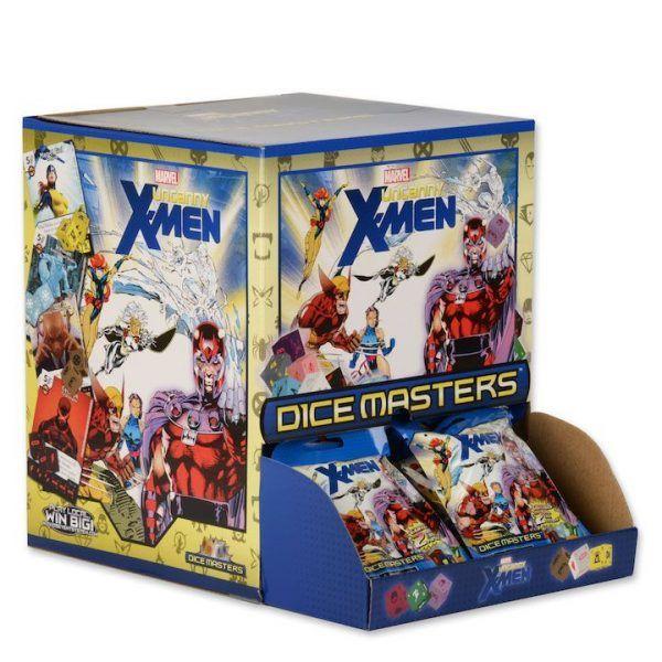 Dice Masters Marvel Uncanny X-Men - Gravity Feed