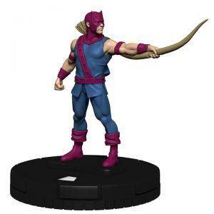 Heroclix Marvel Avengers Defenders War - 004 Hawkeye