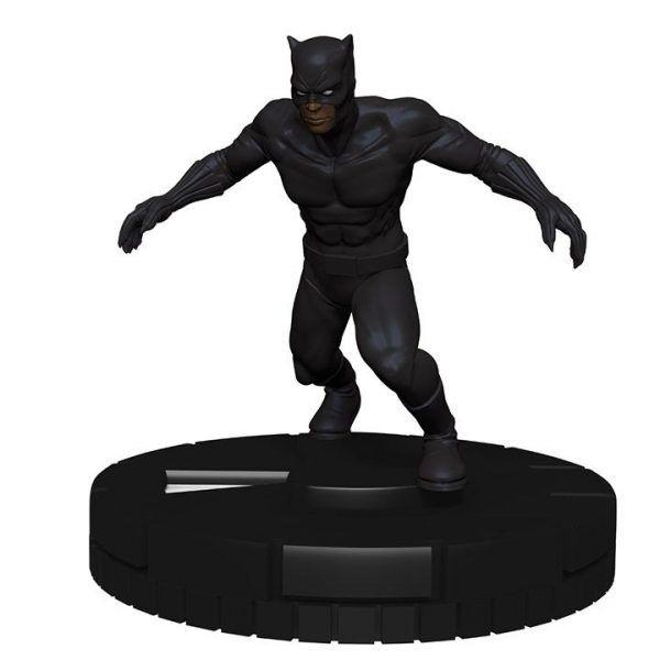 Heroclix Marvel Avengers Defenders War - 007 Black Panther