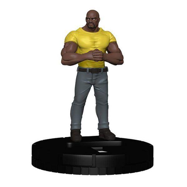 Heroclix Marvel Avengers Defenders War - 008 Luke Cage