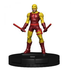 Heroclix Marvel Avengers Defenders War - 020 Daredevil