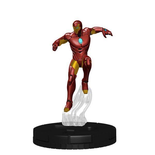 Heroclix Marvel Avengers Defenders War - 053 Iron Man