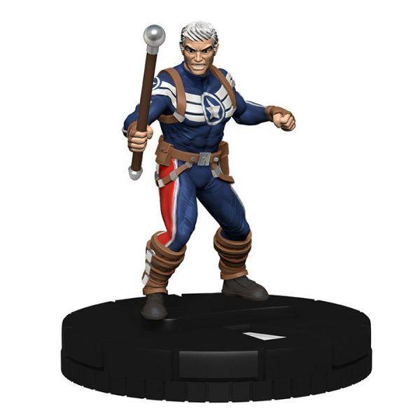 Heroclix Marvel Avengers Defenders War - 054 Captain America