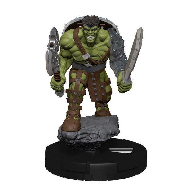 Heroclix Marvel Avengers Defenders War - 073 Hulk