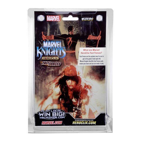 Heroclix Marvel Marvel Knights Fast Forces