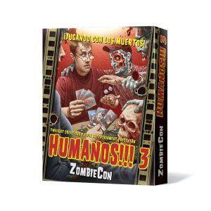 Humanos!!! 3 ZombieCon