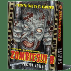 ZOMBIES!!! 8 Prisión Zombie